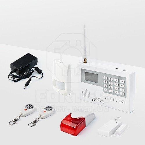 Комплект охранной сигнализации