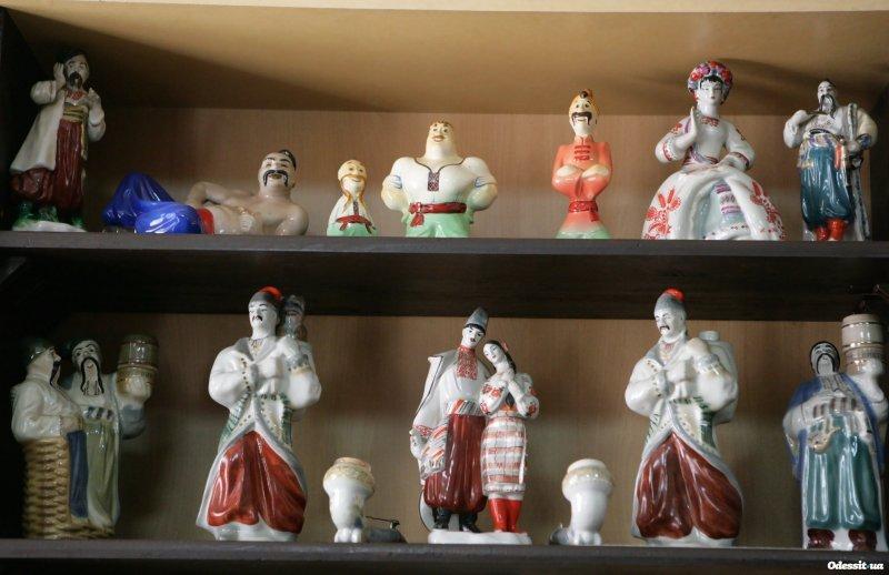 Cкарби козацького музею: шаблі, скрині та вітрила
