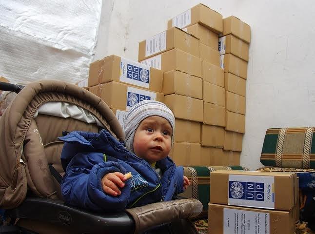ООН: в последующем году гумпомощь Донбассу составит приблизительно $187 млн