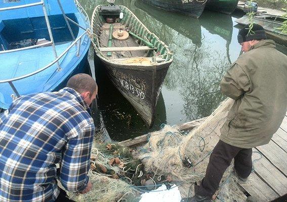 посмотреть как браконьеры ловят рыбу