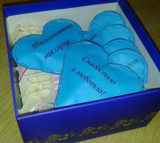 Подарки любимым своими руками на 14 февраля фото