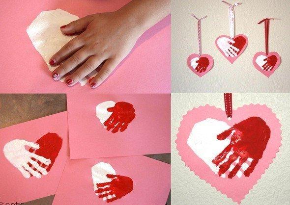 День влюбленных своими руками