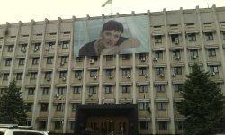 Портрет Надежды Савченко украсил Одесскую ОГА