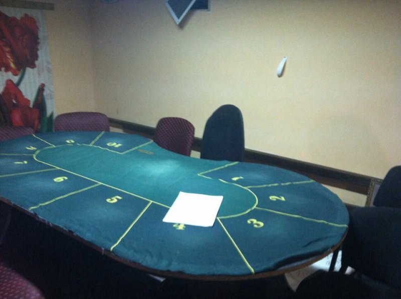 Закрытие подпольного казино в киеве 22 марта какие казино можно обыграть