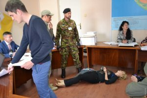 Светлана Подпалая, общественный активист, участница лежачего протеста в Приморской РА