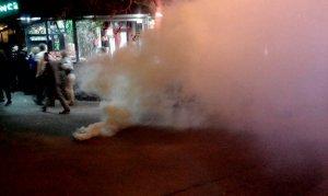 """Что происходит возле """"Ибицы""""? Следим за протестом против Лободы в режиме онлайн"""