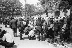 Эвакуация из Одессы летом 1941-го