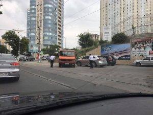 Расплата за хамскую парковку в Аркадии