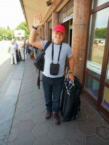 Виталий Оплачко вылетает в Исландию