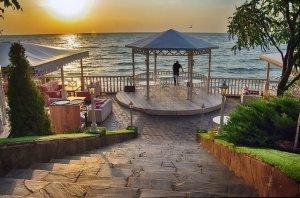 Утренние рассветы в Одессе