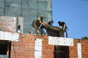 Демонтаж стройки в Воронцовском переулке