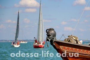 Яхтенная регата Кубок Черного моря