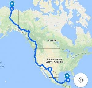 Одесский велосипедист планирует пересечь три Америки