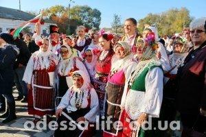 Фестиваль вина в Болграде