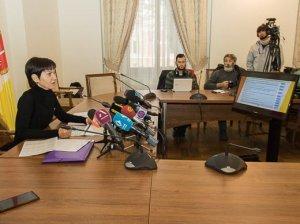 Бюджет Одессы