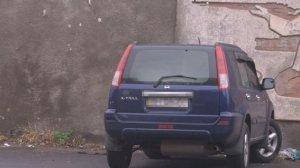 Автомобиль ограбленной