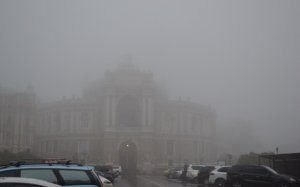 Туман наступает на Одессу