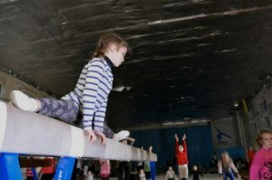 Ужас в спортшколе