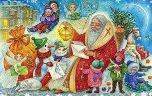 В гости к Святому Николаю