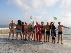 Одесский клуб моржей