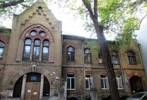 Бывшая клиника хирурга Дюбуше