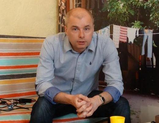 Краевед и экскурсовод Александр Бабич