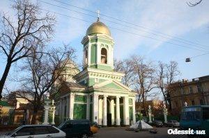Греческая церковь на Екатерининской
