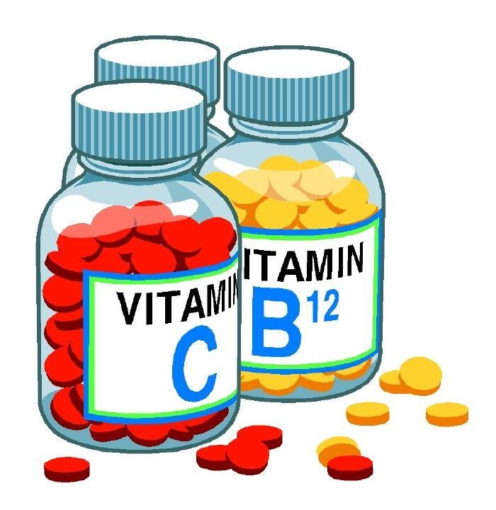 Прикольные картинки витамины