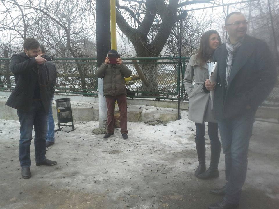 Черноморские гайдамаки держат в страхе Коминтерновскую РГА