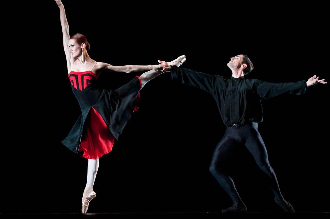 Фото эро балет 22 фотография