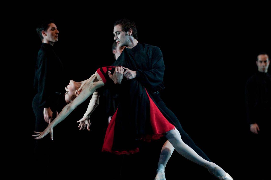 Фото эро балет 25 фотография