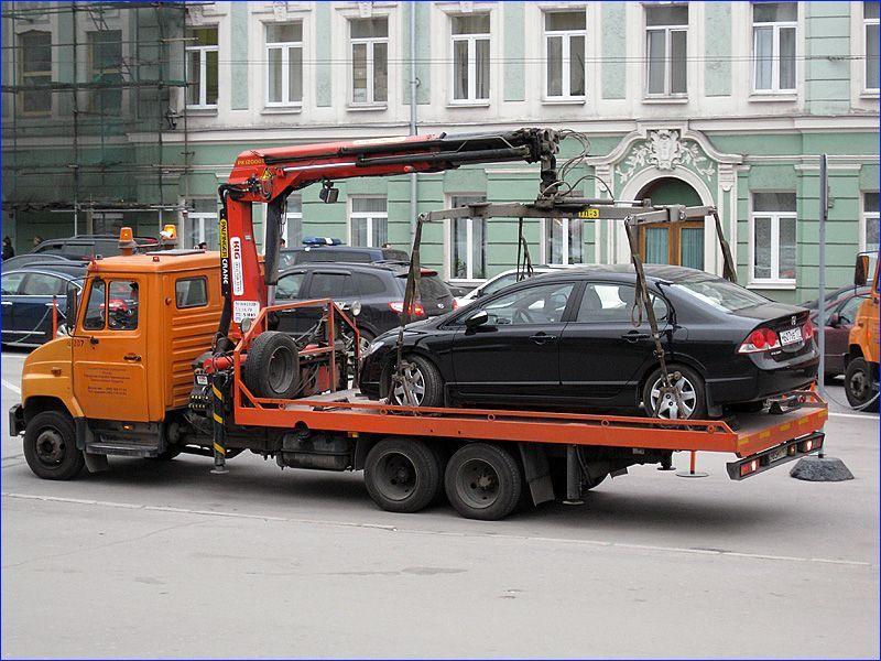 Во время Евро-2012 в Киеве будут работать эвакуаторы