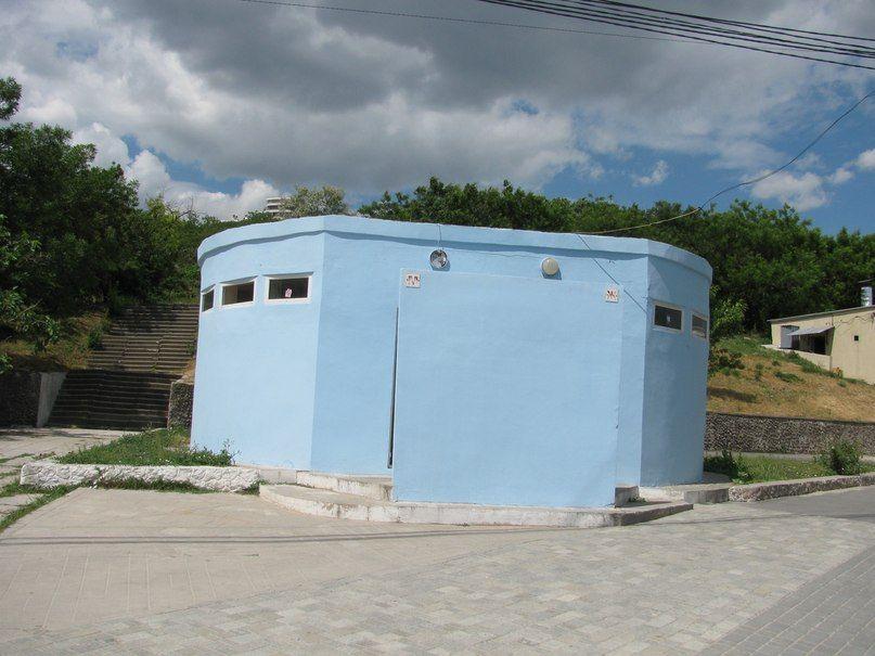 Пляжные туалеты фото — img 2