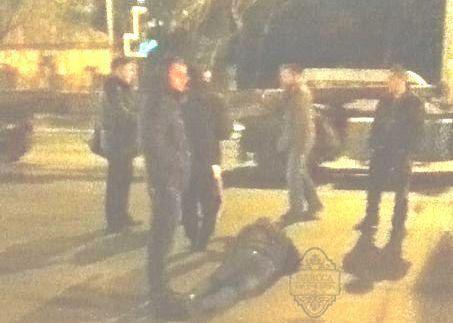 26 февраля в Одессе произошло ДТП, в результате которого был сбит мужчина