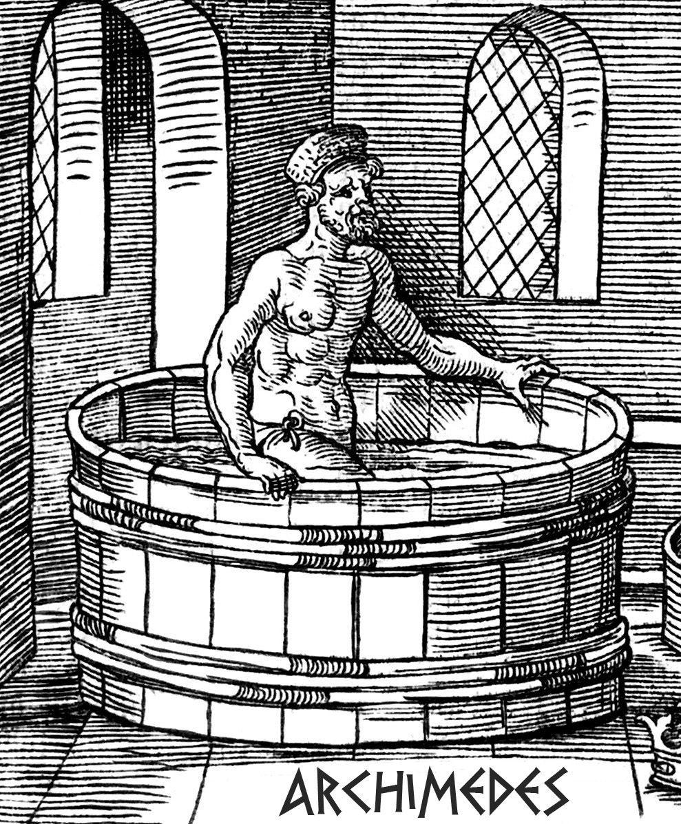 Ванна, мыло и вода — наши липшие друзья