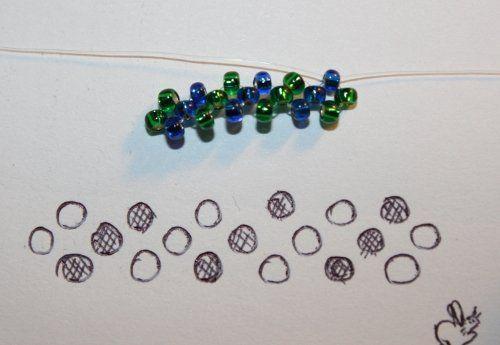 Мастера по большей части пользуются двумя техниками: плетение и нанизывание.  Изделия из бисера всегда имеют...