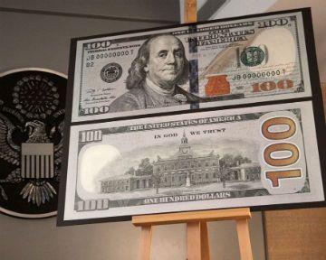 Америка вводит новые доллары