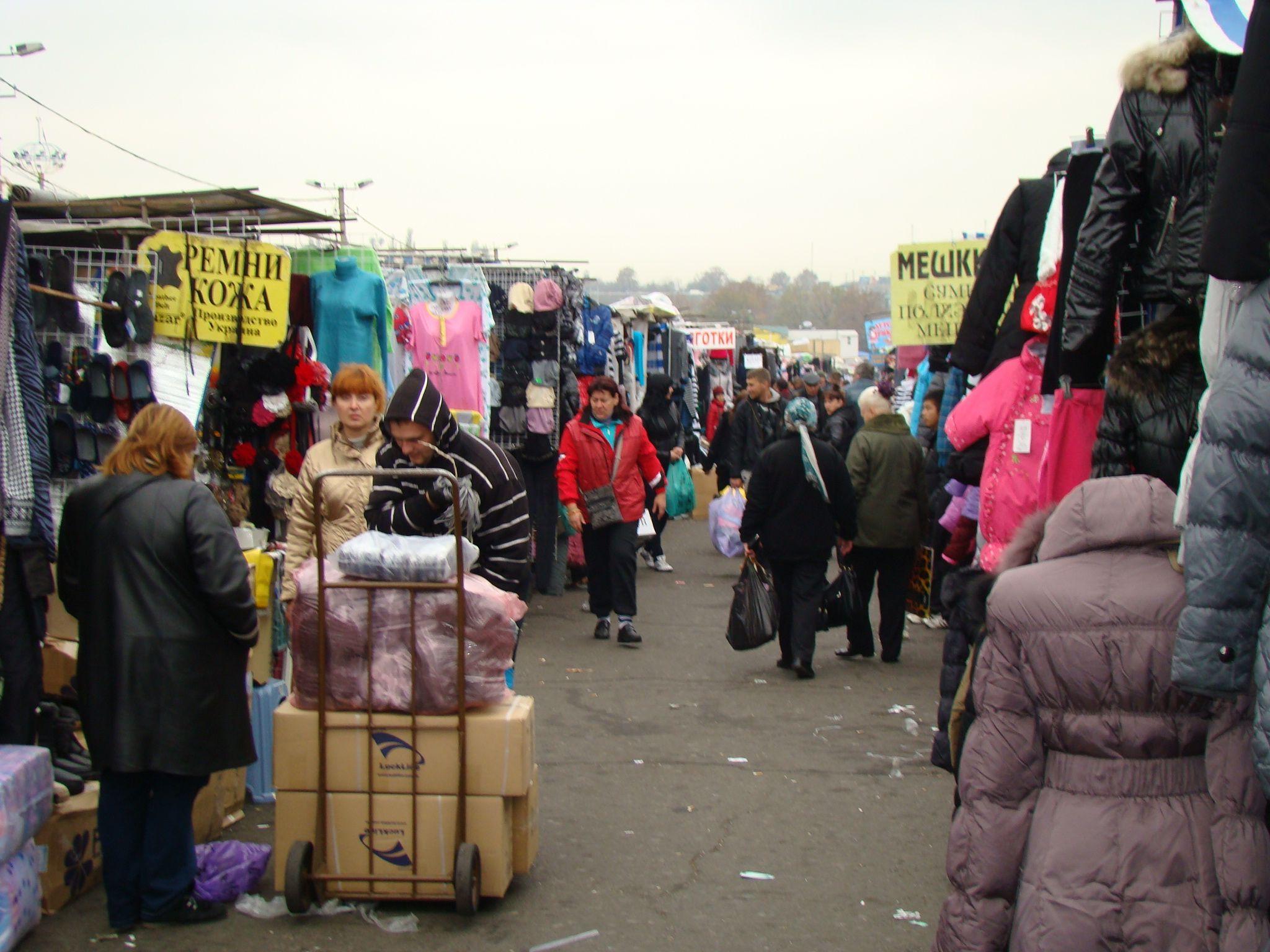 Генеральна прокуратура відновила кримінальні провадження по рейдерському захопленню ринку 7 километр в одесі