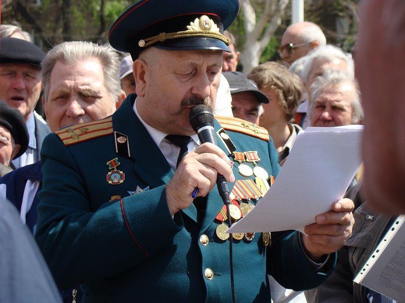 военный пенсионер фото