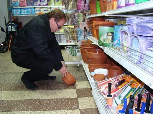 нашем что делать если случайно разбил товар в магазине такую