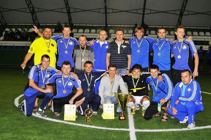 второй чемпионат по футболу