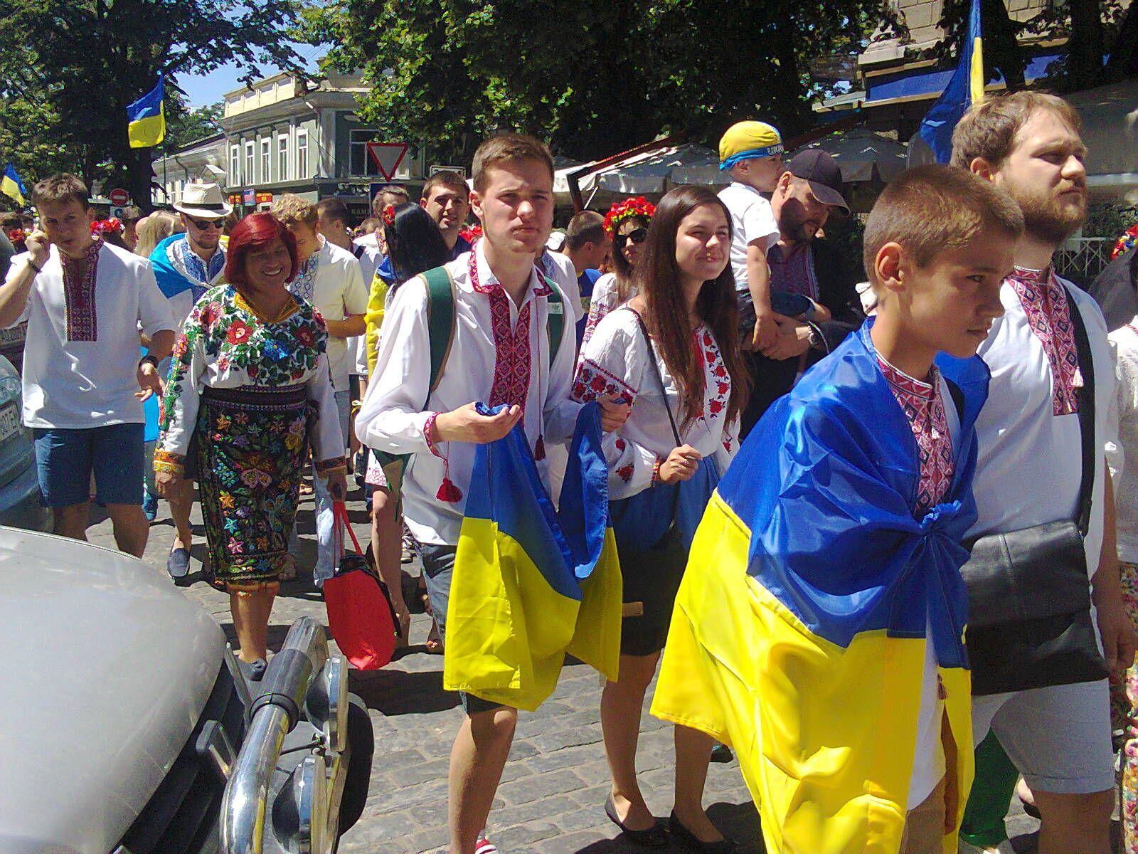 """""""Ще на вмерла України ні слава, ні воля"""", - сотрудники посольства США поздравили украинцев с Днем Независимости, прочитав гимн на 17 языках - Цензор.НЕТ 2252"""