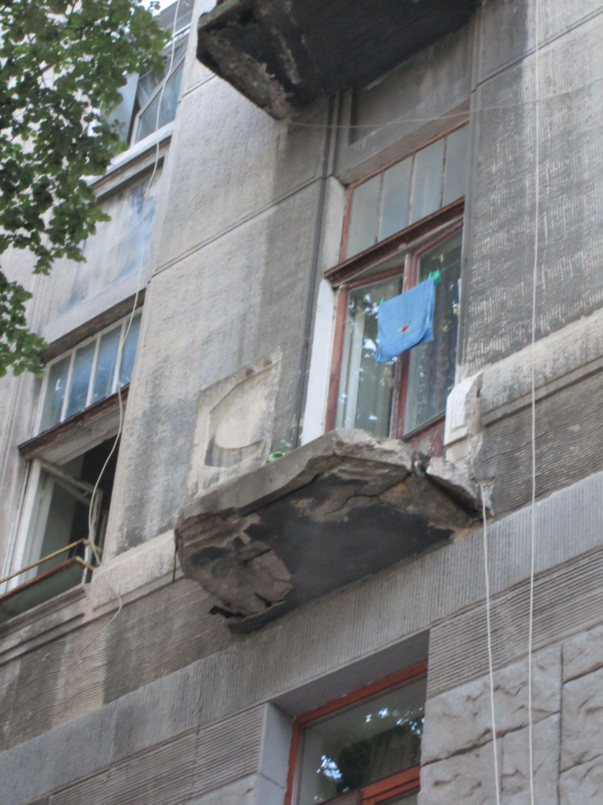 Ремонтируем балкон по правилам - город - новости одессы и од.