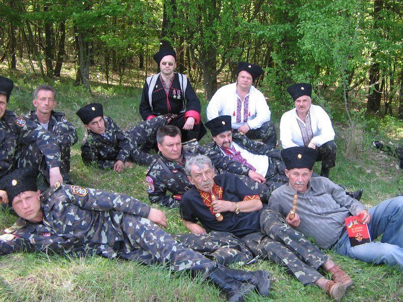 Черноморцы на одном из природоохранных рейдов