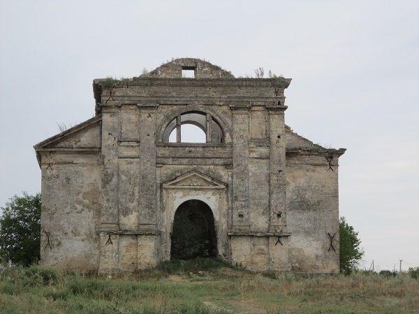 Немецкие культовые сооружения Одессчины