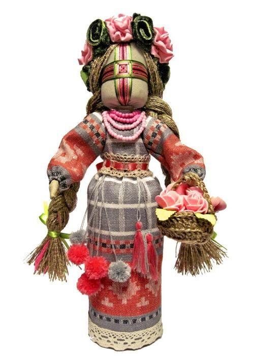 Кукла своими руками в подарок