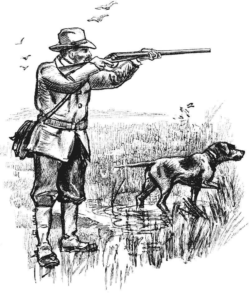 Картинки охотник и собака черно белые, картинки надписями