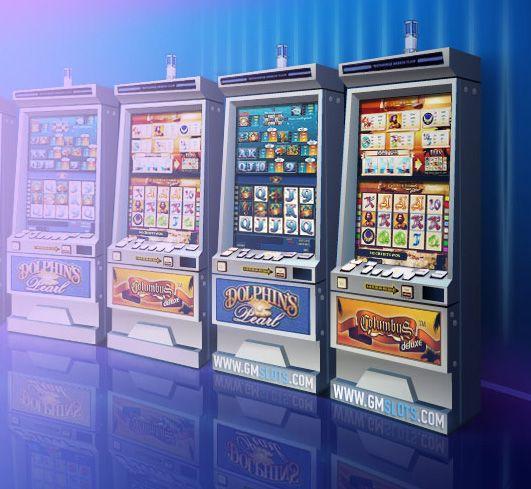Называются Игровые Автоматы