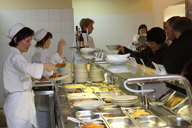 кормить ли коллектив ресторана за счет предприятия выборе термобелья