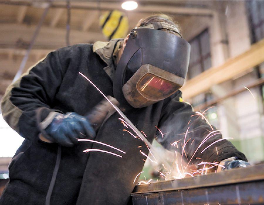 Мастера с рабочей Пересыпи: Отметив 20-летие, «Химтяжмонтаж» продолжает развиваться